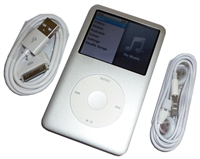 Apple iPod Classic 120GB Silver