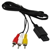 Nintendo AV Cable for Nintendo 64, Gamecube & Super Nintendo