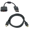Xbox 360 HDMI Optical Audio Adapter Set