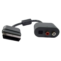 Optical Audio Adapter for Xbox 360