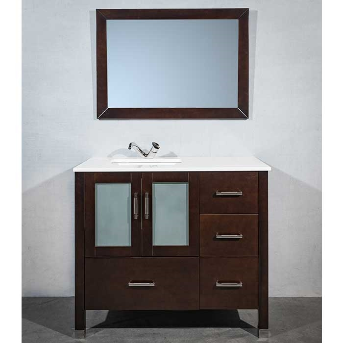 41 inch bath vanity with offset sink | modernbathrooms.ca Bathroom Vanities With Sinks Included on bathroom vanity bases only, bathroom vessel faucets, bathroom vanity sierra copper hampton, bathroom vanity pulls, bathroom vanity mirrors, bathroom vanity tops, bathroom vanity decor, bathroom sink designs, bathroom cabinets, bathroom vanity chairs, bathroom sink vanity furniture, bathroom sink faucets waterfall style,