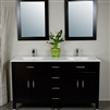 60 inch Double Sink Vanity Style 3160