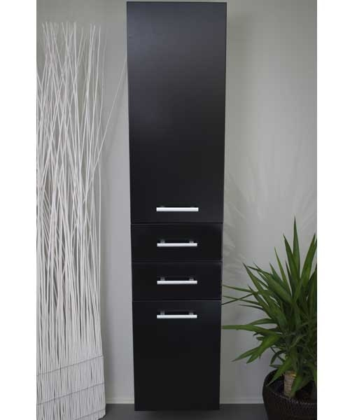 Floating Style Linen Cabinet