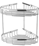 Double corner basket 4033