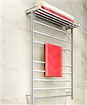 modern heated towel racks