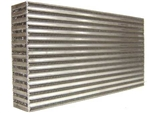 Intercooler Core - Garrett GT - 24x6.3x3.5