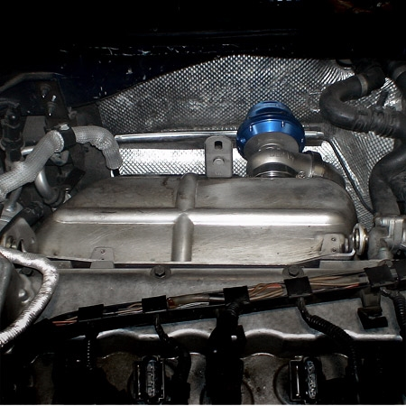 ATP Turbo Manifold for 2002 to 2005 24V VR6 FWD and 3 2L R32 AWD