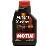 MOTUL 8100 X-CESS 5W40 1L Bottle (1.05 qt)