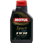 MOTUL 5W50 1L Bottle (1.05 qt)