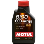 MOTUL 8100 ECO-NERGY 5W30 1L Bottle (1.05 qt)
