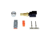 AEM Universal 1/8in PTF Water/Coolant/Oil Temperature Sensor Kit w/ Deutsch Style Connector