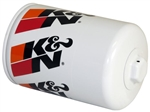 K&N PERFORMANCE GOLD OIL FILTER 1 QUART CAPACITY