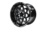 FRONT OR REAR ROCKET DRAG RACE 4 LUG WHEEL 13X9 4X100/114.3 0 OFFSET GREAT FOR HONDA CIVIC CRX ACURA INTEGRA // PART # VWRT001