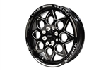 FRONT OR REAR ROCKET DRAG RACE 5 LUG WHEEL 15X3.5 5X100/114.3 10 OFFSET GREAT FOR HONDA CIVIC CRX ACURA INTEGRA // PART # VWRT003