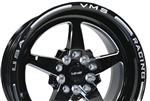 FRONT DRAG RACE 5 LUG WHEEL 15X8 5X100/ 5X114.3 20 (5 1/4 BACKSPACING)