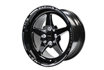 "FRONT OR REAR DRAG RACE 5 LUG WHEEL 15X8 5X100/ 5X114.3 20 (5 1/4 BACKSPACING) OR 0 OFFSET (4.5"" BACKSPACING) // PART # VWST006"