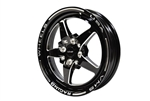 REAR OR FRONT DRAG RACE STAR 4 LUG WHEEL 15X3.5 4X100 / 4X108 10 OFFSET GREAT FOR FORD FOCUS, ESCORT & FIESTA // PART # VWST018