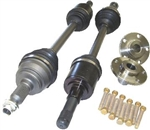 VOLKSWAGEN 1979-1984 Rabbit / 1985-1989 Scirocco (requires 100mm inner) 500HP Level 3 Axle/Hub Kit
