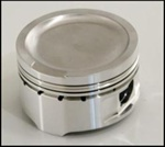Wiseco 12v VR6 83mm (2mm over bore) 90.2mm stroke, Piston Set