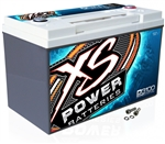 XS Power D3100 AGM Battery