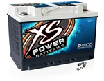 XS Power D4800 AGM Battery
