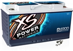 XS Power D4900 AGM Battert