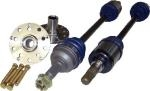 VOLKSWAGEN 1993-1998 Golf / GTI / Jetta / Corrado VR6 (5-Speed) 750HP Level 5 Axle/Hub Kit