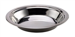 Laken Stainless Steel Camping Plate 8.5 inch (22cm)