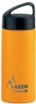 Laken Classic Thermo Vacuum Insulated Stainless Steel Water Bottle Wide Mouth with Loop Cap 17oz - Yellow