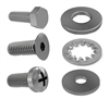 Tennant Industrial OEM Part # 17194 SCREW, HEX, M10 X 1.5 X 180, 8.8 TORNILLO CABEZA HEX., M 10X180 D931 8.8C