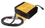 Delta-Q OEM Part # 912-7200-D1 - 72v / 12A - 72v / 12A - 72v Delta-Q QuiQ On-Board Charger w/ Remote LED