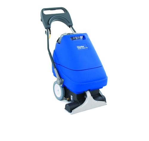 Demo Clarke Clean Track L18 Carpet Extractor