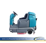 Demo Tennant T12 Cylindrical Floor Scrubber with ec-H2O