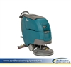 "Demo Tennant T300e 20"" Walk-Behind Floor Scrubber with ec-H2O"