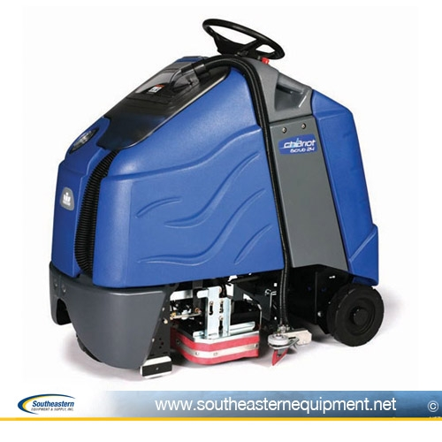 southeastern equipment - windsor chariot i scrub 24 scrubber