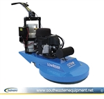 "New Aztec LowRider 24"" Propane Burnisher w/ Dust Control"