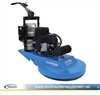 "Reconditioned Aztec LowRider 27"" Propane Burnisher"
