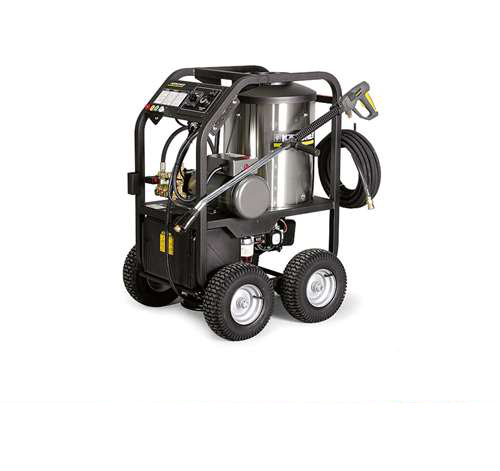 New Karcher HDS 3.5/20 Ea Cage Hot Water Pressure Washer