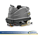 New Karcher B 250 R 40 in Disk Ride-On Floor Scrubber