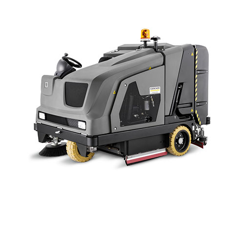 New Karcher B 300 R LP Ride-On Floor Scrubber