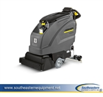 New Karcher B 40 W Bp Traction Drive Floor Scrubber - Scrub Deck Sold Separately, 24V/105 Ah Batteries