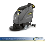 New Karcher B 40 W Traction Drive Disk Floor Scrubber