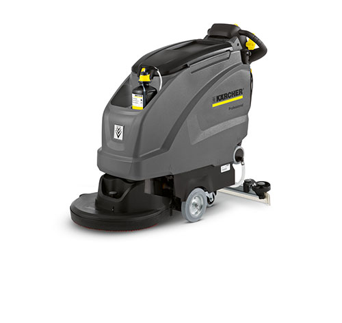 Karcher B 40 W Bp Traction Drive Floor Scrubber D 51