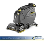 New Karcher B 80 W Bp Floor Scrubber - R 65 Cylindrical Scrub Deck, Batteries And Charger Sold Separately
