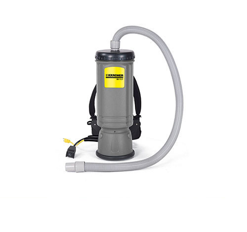 New Karcher BV 11/1 Backpack Vacuum