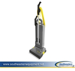 "New Karcher CVU 30/1 HEPA 12"" Upright Vacuum"