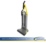 "New Karcher CVU 36/1 14"" HEPA Upright Vacuum"