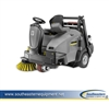 New Karcher KM 105/110 R Bp 3SB Ride-On Floor Sweeper - AGM  285 Ah Batteries