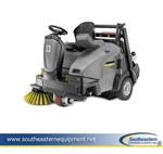 New Karcher KM 105/110 R Bp 2RSB Ride-On Floor Sweeper - Wet  295 Ah Batteries