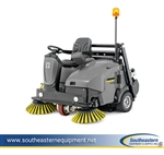 New Karcher KM 125/130 R BP Ride-On Floor Sweeper